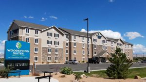 CDS Woodspring Suites project.